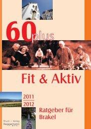 Einrichtungen 60plus - Stadt Brakel