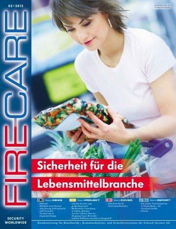 Kundenzeitung als Pdf öffnen - Schrack Seconet