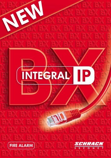Integral IP BX - Schrack Seconet