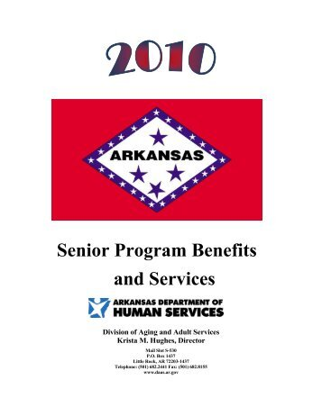 Senior Program Benefits and Services - DHS Division of Aging and ...