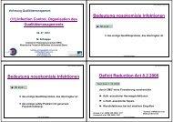Bedeutung nosokomiale Infektionen Bedeutung nosokomiale ...