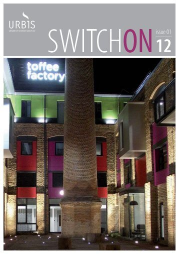 Switch On 01 - Urbis Lighting
