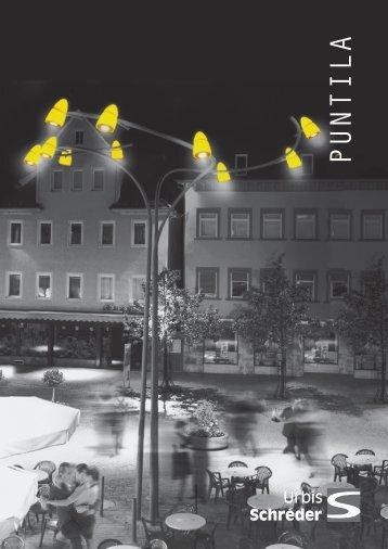 Puntila Product Brochure - Schréder
