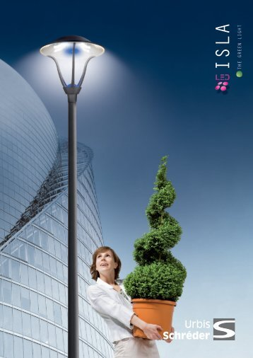 ISLA THE GREEN LIGHT - Urbis Lighting