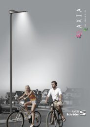 Axia Brochure - urbis lighting
