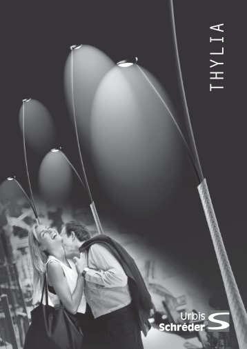 Thylia PDF Product Brochure - Schréder
