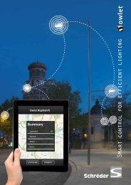 Smart control for efficient lighting - Schréder