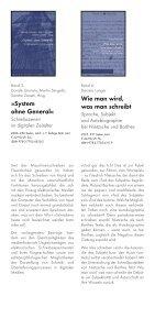 Zur Genealogie des Schreibens - Seite 3
