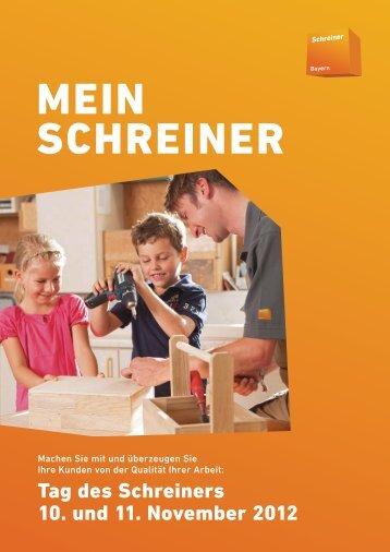 Mein Schreiner - Schreiner.de