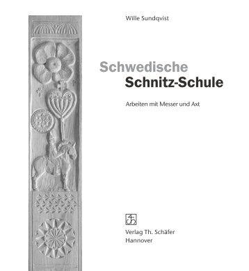 Schwedische Schnitz-Schule - Schreinerhandel.de