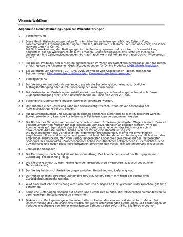 AGB-PDF - Schreinerhandel.de