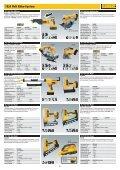 ELEKTROWERKZEUGE 2010 - Schreinerhandel.de - Page 6