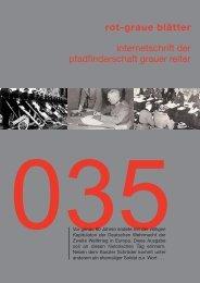 rgb 035 - Die Schriftleitung