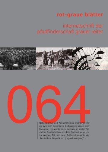 rgb 064 - Die Schriftleitung