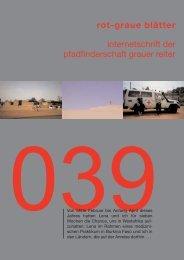 rgb 039 - Die Schriftleitung