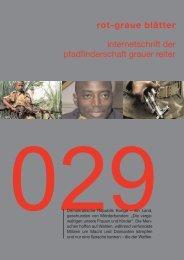 rgb 029 - Die Schriftleitung