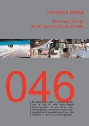 rgb 046 - Die Schriftleitung
