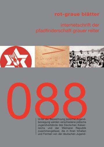 rgb 088 - Die Schriftleitung