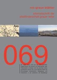 rgb 069 - Die Schriftleitung