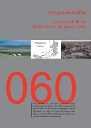 rgb 060 - Die Schriftleitung