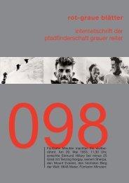 rgb 098 - Die Schriftleitung