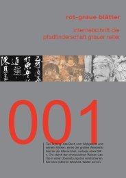 rgb 001 - Die Schriftleitung
