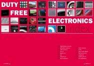 ELECTRONICS duTy fREE - Diplomatic