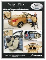 Valet™ Plus - Brunswick Mobility