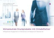 Praxisbeispiel Edubook - ClimatePartner