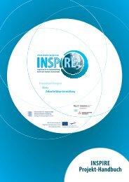 INSPIRE Projekt-Handbuch - The INSPIRE project