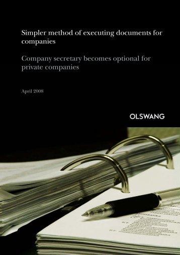 here - Olswang
