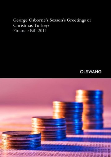Briefing - Olswang