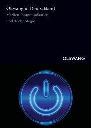 Medien, Technologie und Telekommunikation - Olswang