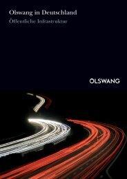 Öffentliche Infrastruktur - Olswang