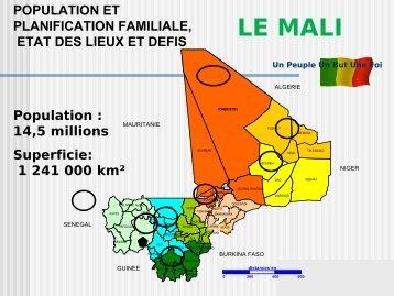 LE MALI - the RESPOND Project!