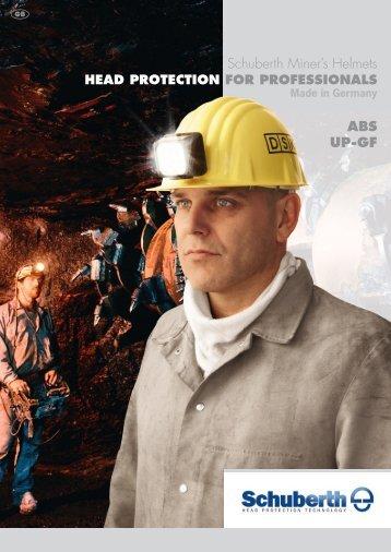 SH AS FLYER Mining GB (PDF, 1.43 MB) - Schuberth