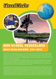 High School Neuseeland - Schüleraustausch & High School
