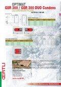 OPTIMAT GSR 300 / GSR 300 DUO Condens Condens - Seite 4