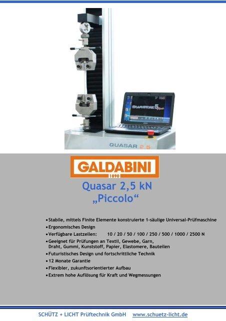 Quasar Gmbh