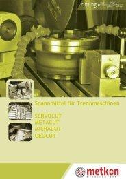 Spannmittel für Trennmaschinen - Schütz + Licht Prüftechnik GmbH