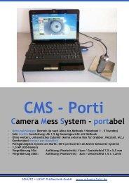 CMS Porti - Schütz + Licht Prüftechnik GmbH