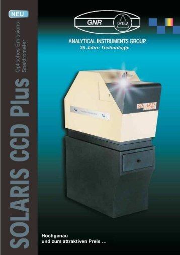 Solaris CCD Plus als PDF öffnen