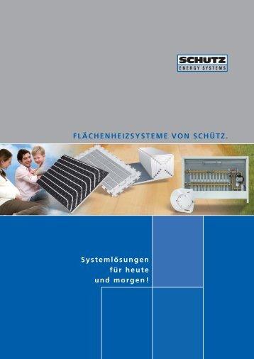 Flyer System-Nockenplatte - Schutz GmbH & Co. KGaA