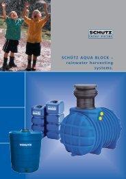 SCHÃœTZ AQUA BLOCK - Schutz GmbH & Co. KGaA