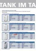 Cuves de stockage de fioul domestique Catalogue 1|2012 - Page 2