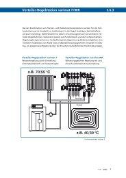 Verteiler-Regelstation varimat F/WR I.6.3
