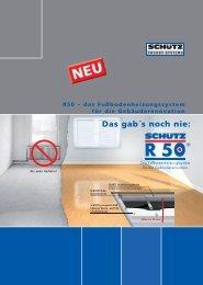 Das gab´s noch nie: - Schutz GmbH & Co. KGaA
