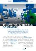 INNOvATIvA. AffIDAbILE. SOSTENIbILE. - Schutz GmbH & Co. KGaA - Page 2