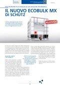 INNOvATIvA. AffIDAbILE. SOSTENIbILE. - Schutz GmbH & Co. KGaA - Page 4