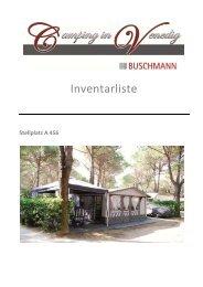 Inventarliste A 456 - Camping in Venedig